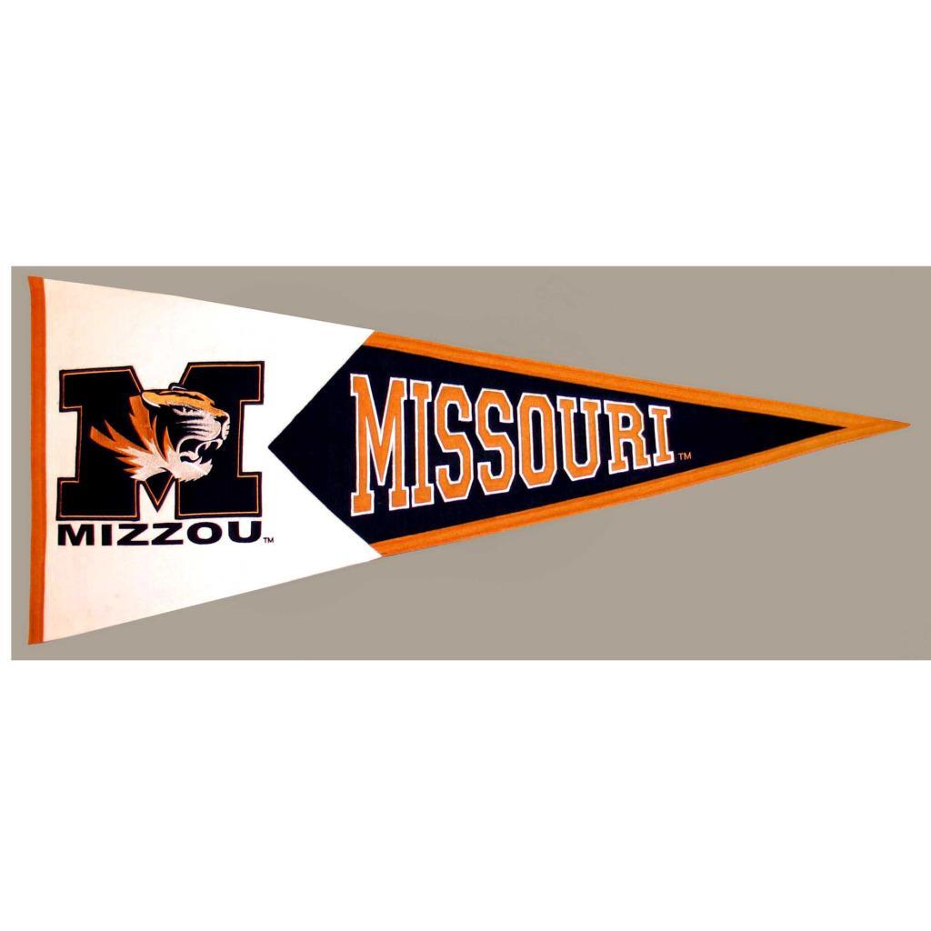 Missouri Tigers Classic Wool Pennant