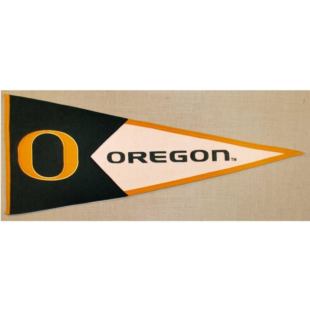 Oregon Ducks Classic Wool Pennant