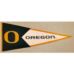 Oregon Ducks Classic Wool Pennant - Thumbnail 1