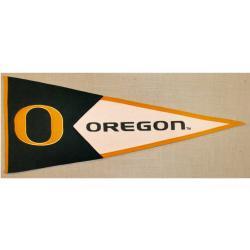 Oregon Ducks Classic Wool Pennant - Thumbnail 2