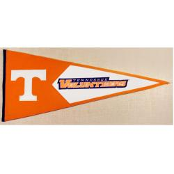 Tennessee Volunteers Classic Wool Pennant