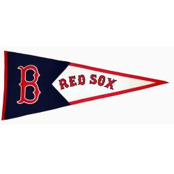 Boston Red Sox Classic Wool Pennant - Thumbnail 2