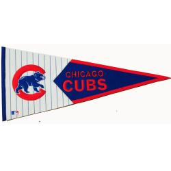 Chicago Cubs Classic Wool Pennant - Thumbnail 2