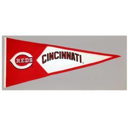 Cincinnati Reds Classic Wool Pennant - Thumbnail 0