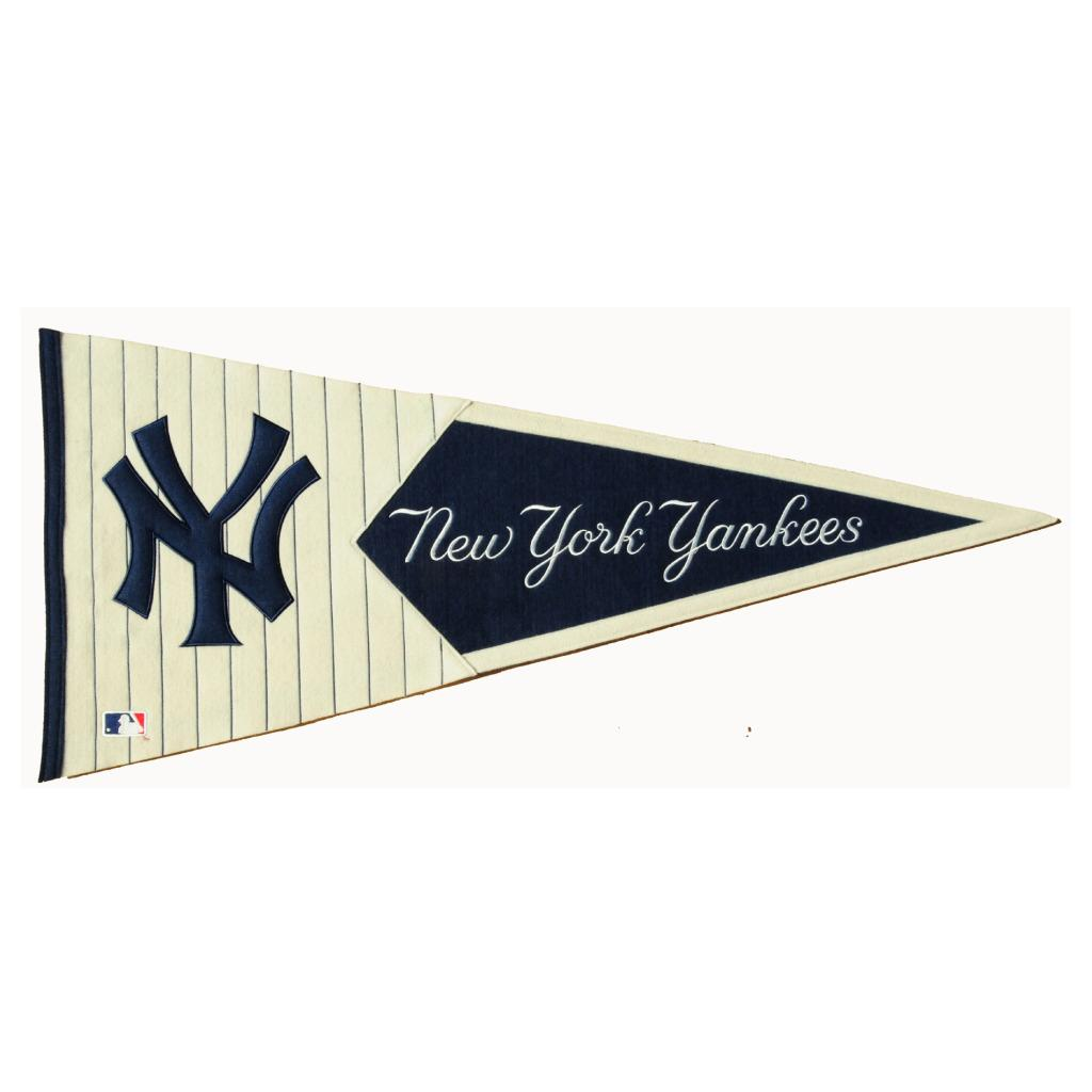 New York Yankees Classic Wool Pennant