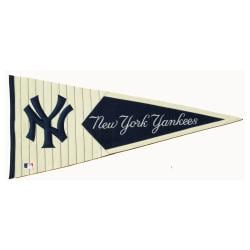 New York Yankees Classic Wool Pennant - Thumbnail 0