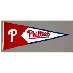 Philadelphia Phillies Classic Wool Pennant - Thumbnail 2