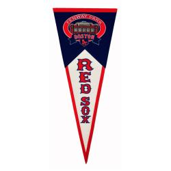 Boston Red Sox Throwback Wool Pennant - Thumbnail 1