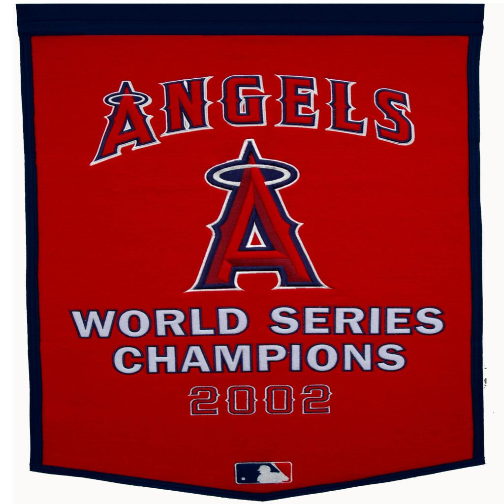 Los Angeles Angels MLB Dynasty Banner