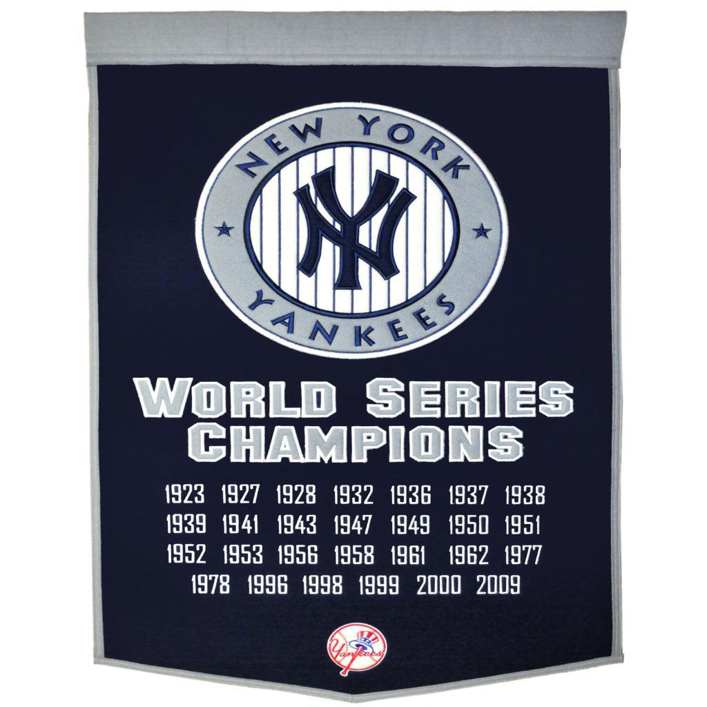 New York Yankees MLB Dynasty Banner