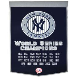 New York Yankees MLB Dynasty Banner - Thumbnail 1