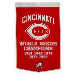 Cincinnati Reds MLB Dynasty Banner - Thumbnail 1