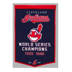 Cleveland Indians MLB Dynasty Banner - Thumbnail 2