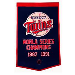 Minnesota Twins MLB Dynasty Banner