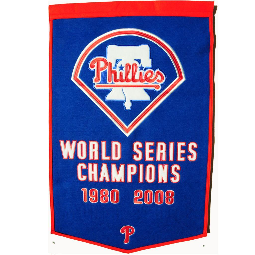 Philadelphia Phillies MLB Dynasty Banner