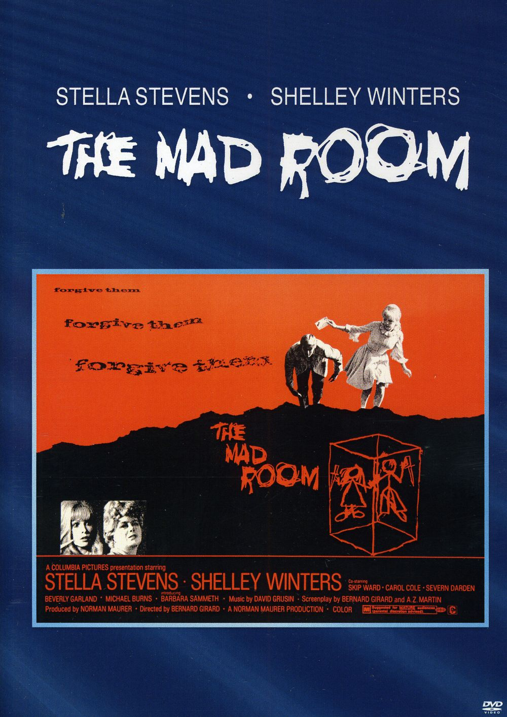The Mad Room (DVD)