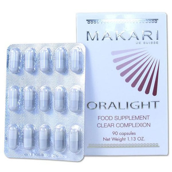 Makari 90-capsule Oralight Clear Complexion