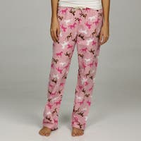 Leisureland Women's Horse Lounge Pants