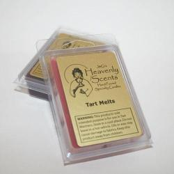 Handmade Heavenly Scents Christmas-themed Wax Tart Melts (Set of Two) (United States)