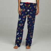 Leisureland Women's Tattoo Print Lounge Pants