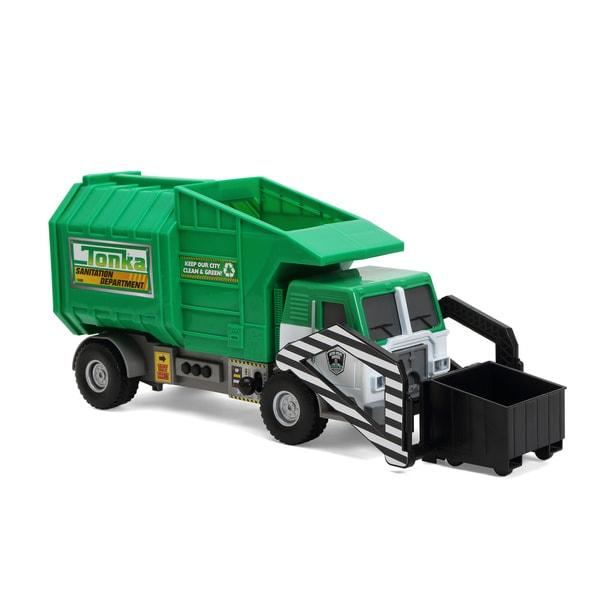 Tonka Mighty Motorized Sanitation Truck
