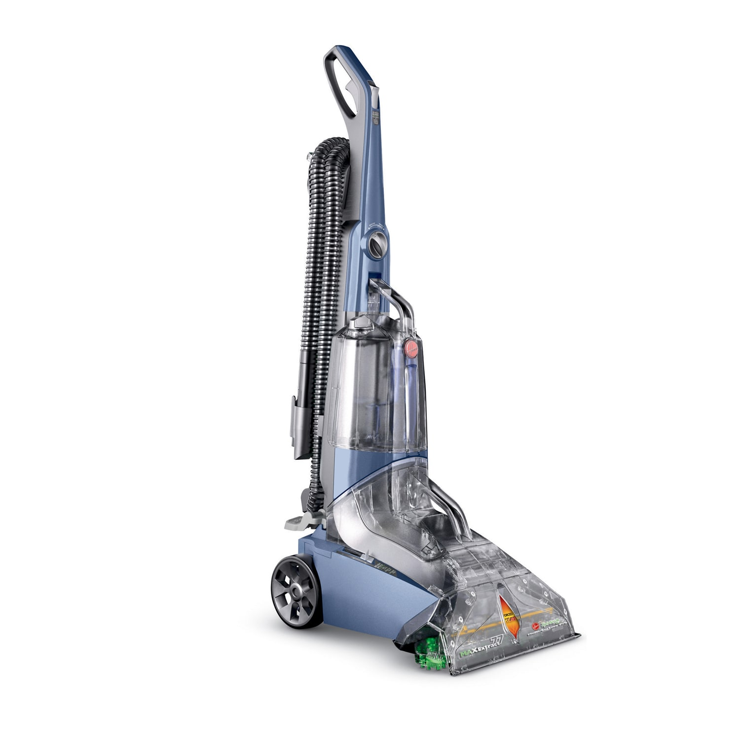 105fdbda78e Shop Hoover FH50240 Max Extract 77 Multi-Surface Pro Carpet and Hard Floor  Deep Cleaner - Blue - Free Shipping Today - Overstock - 5549576