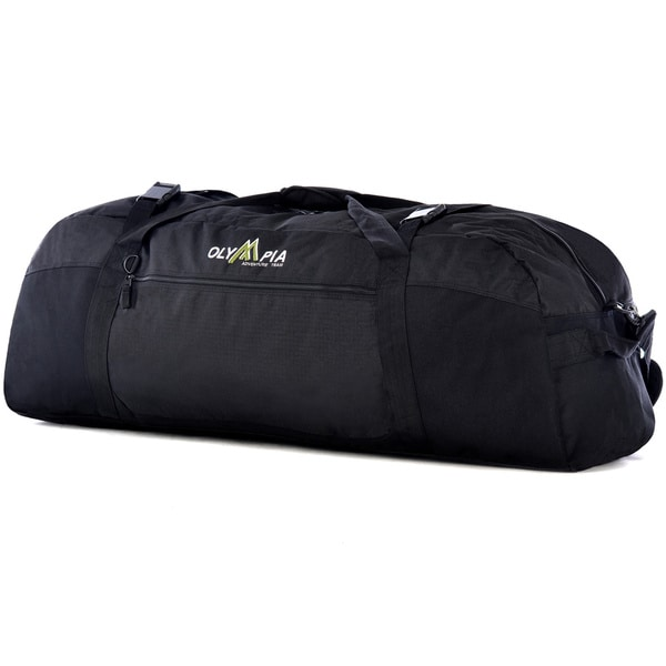 Shop Olympia Sports Plus 36-inch Polyester Sports Duffel - Free ... bd0ce01f4fb9e