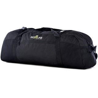 Olympia Sports Plus 36-inch Polyester Sports Duffel