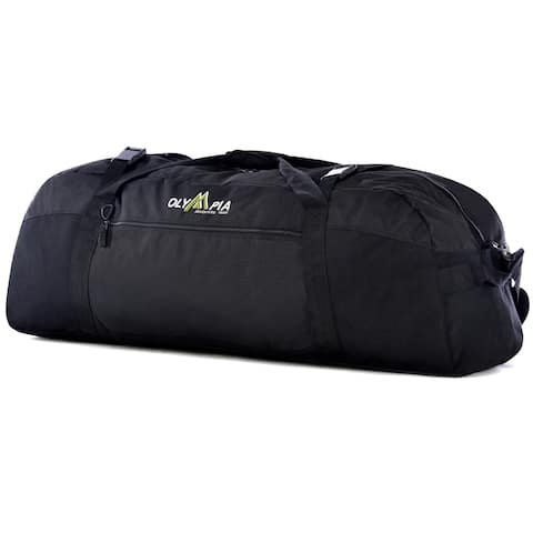 Olympia Compactible 42-inch Foldable Sports Duffel Bag