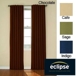 Shop Eclipse 84 Inch Tavern Curtain Panel Pair Free