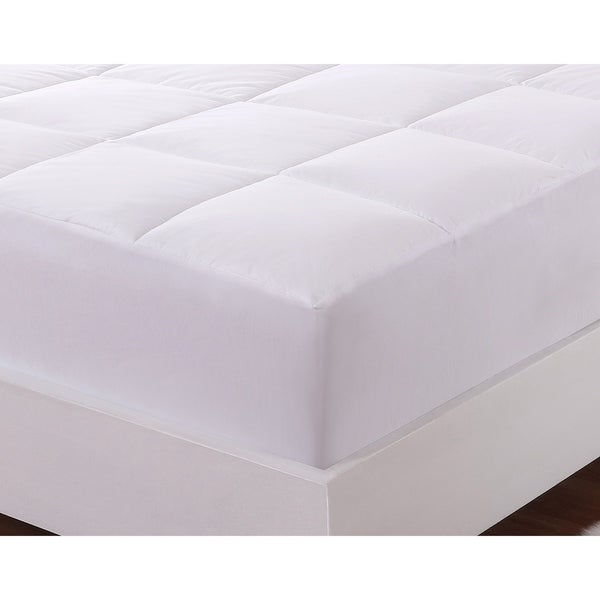 Nanofibre Cotton Water and Stain Resistant Mattress Pad