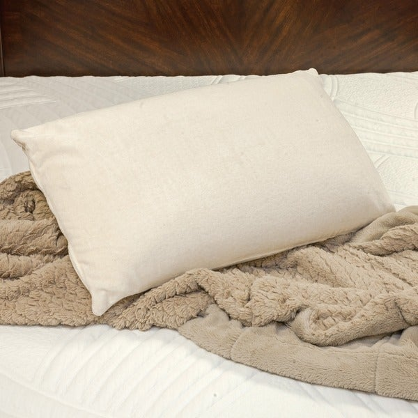 Soft Ventilated Visco Memory Foam Pillow