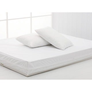 Performance Textiles Bed Bug & Dust Mite Control Water Resistant Polypropylene Basic Bed Protector S