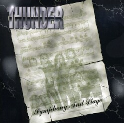 Thunder - Synphony/Stage-2 Cds