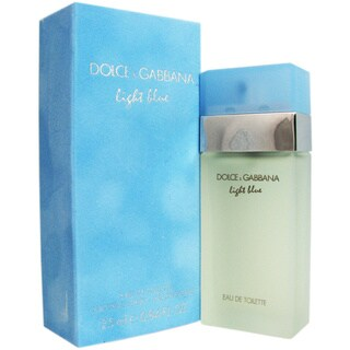 Dolce & Gabbana Light Blue Women's .8-ounce Eau de Toilette Spray