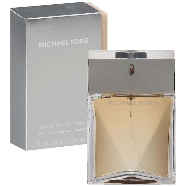 d7110cc9b729 Shop Michael Kors Women s 3.4-ounce Eau de Parfum Spray - Free Shipping  Today - Overstock - 5550981