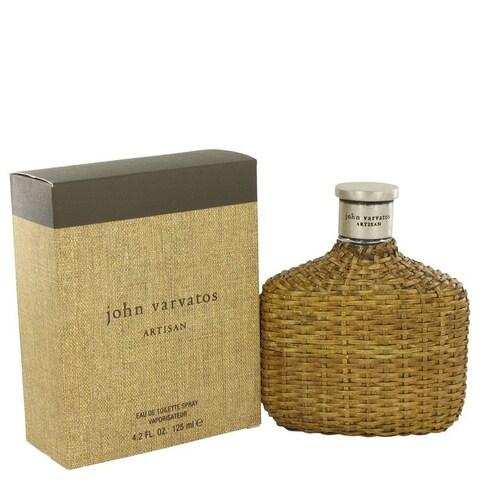 John Varvatos Artisan Men's 4.2-ounce Eau de Toilette Spray