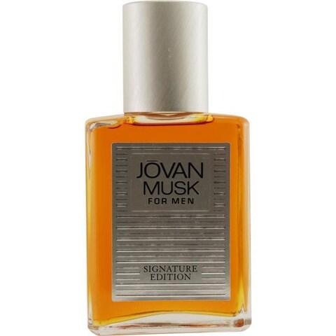 Jovan Musk Men's 8-ounce Aftershave Cologne