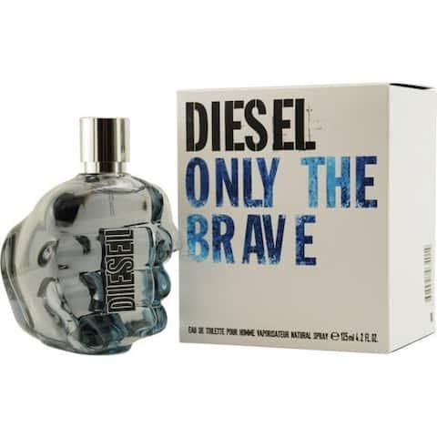 Diesel Only The Brave Men's 4.2-ounce Eau de Toilette Spray
