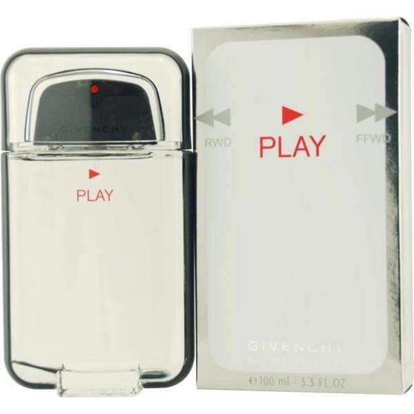 Givenchy Play Men's 3.3-ounce Eau de Toilette Spray