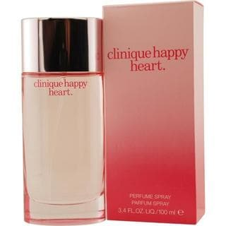 Clinique Happy Heart Women's 3.4-ounce Parfum Spray (New Packaging)