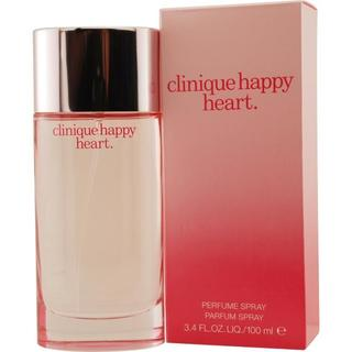 Clinique Happy Heart Women's 3.4-ounce Parfum Spray (New Packaging)