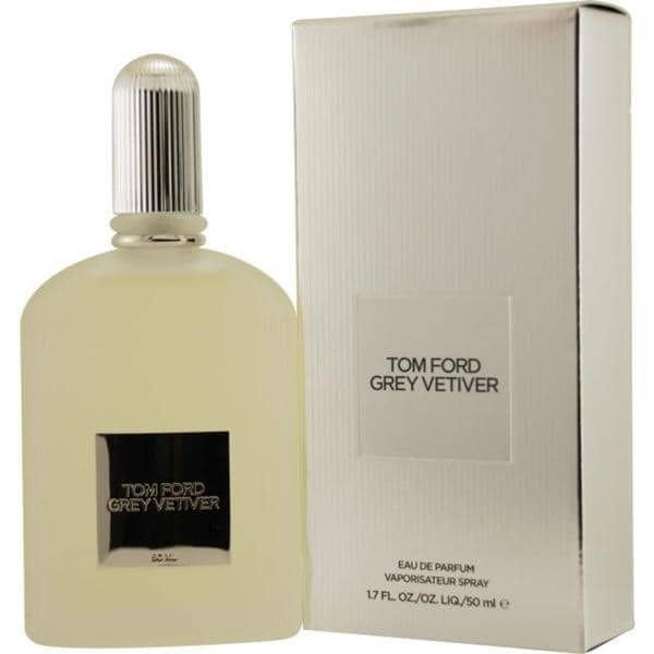 Shop Tom Ford Grey Vetiver Mens 17 Ounce Eau De Parfum Spray