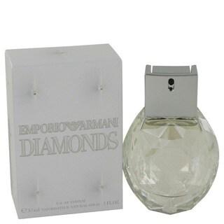 Giorgio Armani Emporio Armani Diamonds Women's 1-ounce Eau de Parfum Spray