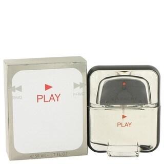 Givenchy Play Men's 1.7-ounce Eau de Toilette Spray
