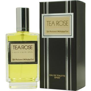 Perfumers Workshop Tea Rose Women's 2-ounce Eau de Toilette Spray