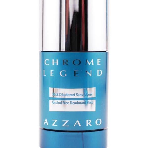Azzaro Chrome Legend Men's 2.7-ounce Deodorant Stick Alcohol Free
