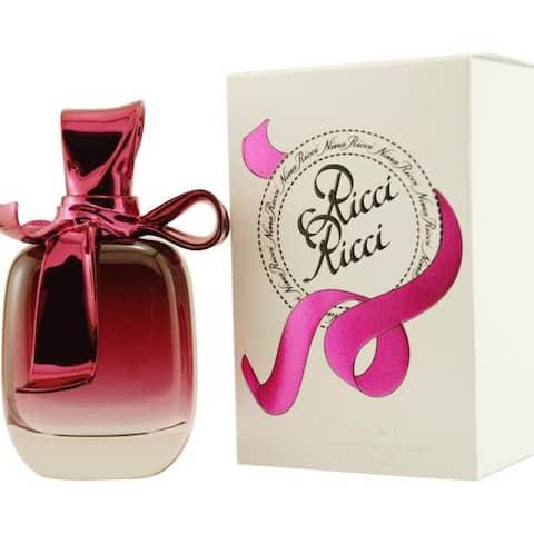 Nina Ricci Ricci Women's 2.7-ounce Eau de Parfum Spray
