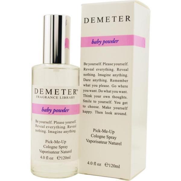 Demeter Baby Powder Women's 4-ounce Cologne Spray