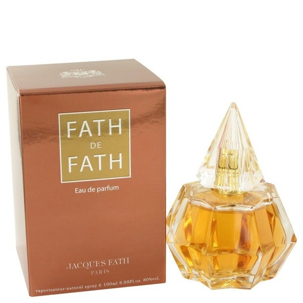 Jacques Fath Fath de Fath Women's 3.4-ounce Eau de Parfum Spray